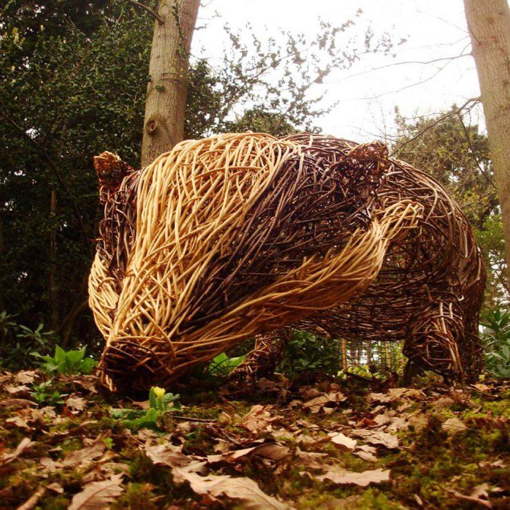 National Trust Badger