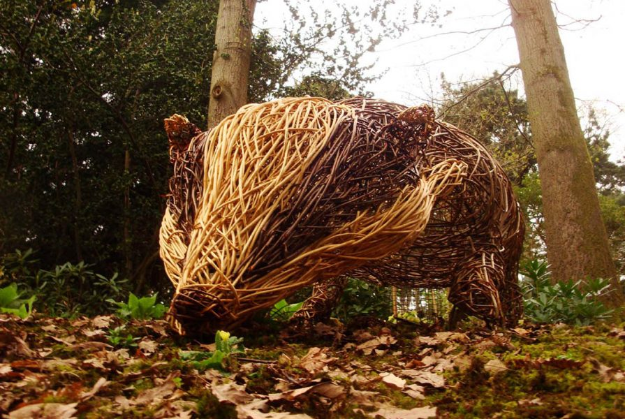 National Trust Badger
